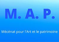 Mécénat Art Patrimoine Logo